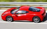 Breaking: First Real Photos of Ferrari 458 Italia