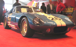 Report: 1965 Shelby Daytona Cobra Coupe Sells for Record $7.25 Million Bid at Mecum Auction