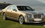 Report: First Bentley Mulsanne Sells at Auction for $500,000