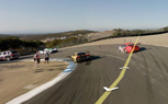 Report: Google Street View Drives Laguna Seca Raceway