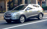 Spied: Next-Generation Hyundai Tucson Uncovered