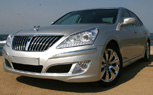 First Ride: Hyundai Takes Us for a Spin in the Company's New 2011 Equus Flagship
