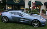 Report: Aston Martin One-77 Supercar at Pebble Beach