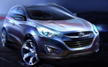 Report: 2010 Hyundai Tucson Teasers and Renderings Released