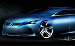 Report: Lexus Teases European Market CT Hatchback
