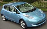 Breaking: Nissan Launches 'LEAF' Electric Car