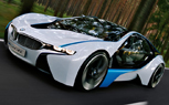 Report: BMW Vision EfficientDynamics Concept is a 356hp Plug-in Hybrid Turbo-Diesel