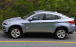 Official: BMW X6 ActiveHybrid is World's Most Powerful Hybrid With 480hp