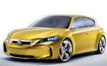 Report: Lexus Studying Premium Hatchback for U.S., Wants Your Thoughts on the LF-Ch Concept