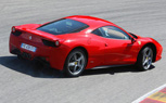 VIDEO: Ferrari 458 Italia Hits the Race Track