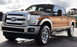 Report: 2011 Ford F-Series Super Duty Officially Debuts at Texas State Fair