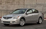 Leaked: 2010 Nissan Altima Photo Slips Out in Recall Notice