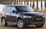 Report: 2010 Mitsubishi Outlander Debuts with Corporate 'Jet Fighter' Grille