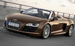 Breaking: Audi R8 Convertible Images Leak Ahead of Frankfurt Debut