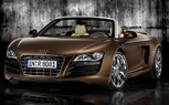 Frankfurt 2009: Audi R8 Spyder Details and Photos Released