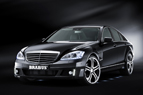 Frankfurt Preview: Brabus Introduces 750hp S-Class Mobile Office