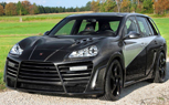 Report: Mansory Chopster Gets A Full Carbon Body, 710hp and Lots More