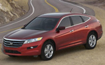 Report: Honda Releases New Images of 2010 Accord Crosstour