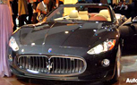 Frankfurt 2009: GranCabrio Completes Maserati's Three-Pronged Attack