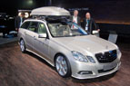 Frankfurt 2009: Mercedes-Benz Introduces E-Class Wagon