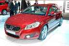 Frankfurt 2009: 2010 Volvo C70 Gets A New Look