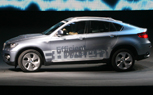 Frankfurt 2009: BMW X6 ActiveHybrid Debuts With 480hp