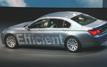 Frankfurt 2009: BMW 7 Series Hybrid Faster and More Fuel-Efficient