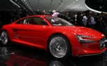 Frankfurt 2009: Audi E-Tron Electric R8 is For Real
