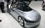 Frankfurt 2009: Volkswagen L1 Concept Gets 170 MPG, Production Planned for 2013