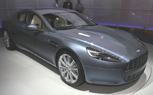 Frankfurt 2009: Aston Martin Rapide is a Seriously Elegant World Premiere
