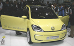 Frankfurt 2009: Volkswagen E-Up! Electric Concept Debut