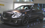 Frankfurt 2009: Brabus Builds An 800 Horsepower Widebody E-Class