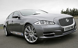 Frankfurt Preview: Jaguar Unveils Hybrid XJ, the Limo-Green Concept