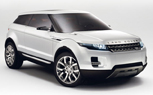 Report: Land Rover Confirms LRX Production Model for 2011