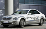 Official: Mercedes Confirms Vision S500 Plug-In Hybrid for Frankfurt Debut
