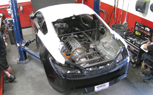 SEMA Preview: Rhys Millen Racing Prepping Mid-Engine V8 Hyundai Genesis Coupe for SEMA