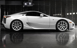 Breaking: Lexus LFA to Make North American Debut at SEMA Show