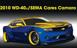 SEMA Preview: WD-40 SEMA Cares Camaro to Be Auctioned Off for Charity