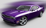 Report: Dodge Challenger Gets Limited Edition Plum Crazy Paint for 2010