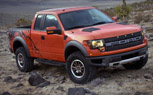 "Report: Ford F-150 SVT Raptor Named ""Truck of Texas"" by Texas Auto Writers Association"