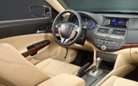 Report: 2010 Honda Crosstour Interior Images Released