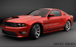 Leaked: 2010 Saleen Mustang S281 Revealed Ahead of SEMA Debut