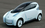 Tokyo Preview: Nissan Land Glider Concept A Zero Emissions City Car Solution