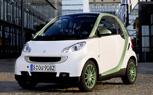 Report: Smart fortwo Electric Car Announced for 2012