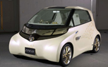 Tokyo Preview: Toyota FT-EV II Electric Car Unveiled Ahead of Official Debut