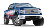 SEMA Preview: Ford Teases Five F-150s Ahead of SEMA Debut