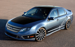 SEMA Preview: Ford Explores Three Sides of Fusion With Custom Hybrid, Sport and 4-Cylinder Models
