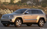 Report: 2011 Jeep Grand Cherokee May Be Delayed Due to Parts Dispute with Daimler