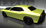 SEMA Preview: Street-Legal Drag Pack Dodge Challenger Headed to Vegas