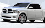 SEMA Preview: Mopar Dodge Ram Bianco Could Foreshadow Production Luxury Pickup